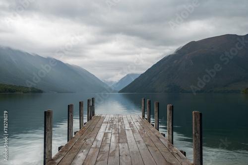 Keuken foto achterwand Nieuw Zeeland Nelson Lakes National Park New Zealand