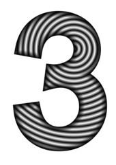 3 sayısı