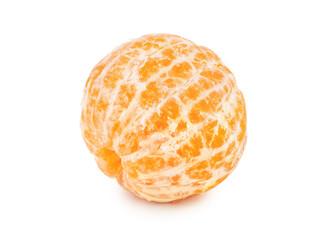 Ripe tangerine or mandarin fruit
