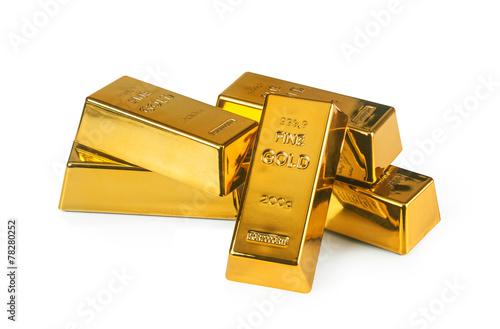 Gold bullion - 78280252
