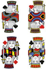 Four Jacks no card