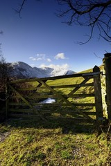 Gateway to the Winter Fells