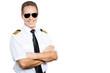 Confident pilot. - 78283268