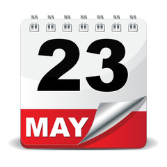 23 MAY ICON