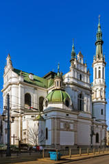 Church of the Holy Redeemer in Warsaw