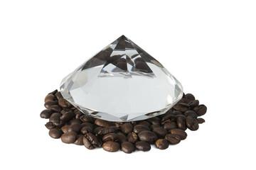 diamante e caffè