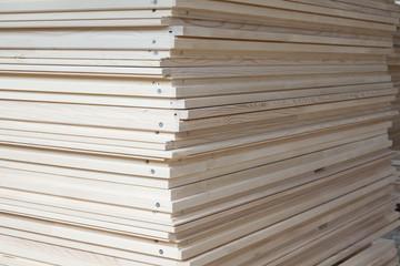 wood stacking