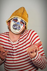 Can't Make up my Mime