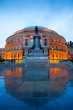 The Royal Albert Hall, Opera theater, in London, England, UK.. - 78290816
