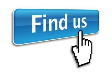 Find us button
