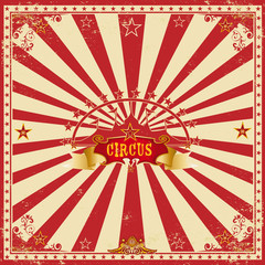 Square circus red card