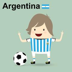 world cup 2014 argentina national football team, businessman hap