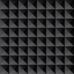 triangle black texture seamless background