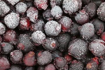 Frozen berries, Black Currant