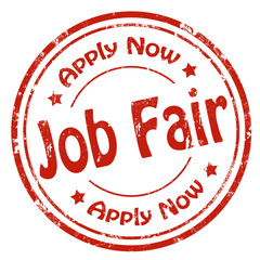Job Fair-stamp