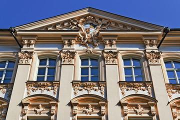 Altbau in München