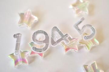 1945数字