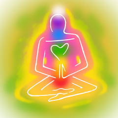 Meditation line