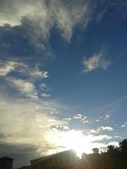 Nuvole in fuga
