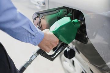 Fill the gas tank