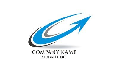 quick arrow logo image
