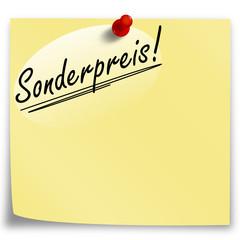 Post-It Sonderpreis