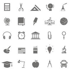 25 iconos sobre educación I FB