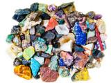 semifinished gemstones