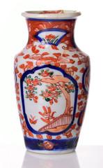 Japanese Imari vase 19th century