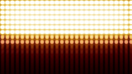 light wall pattern background loop
