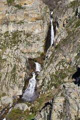 Cascada de Litueros. Somosierra