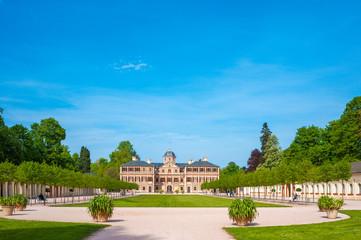 Schloss Favorite, Rastatt Förch, Schwarzwald, Baden-Württember