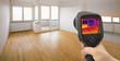 Heat Leak Detection - 78312443