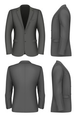Formal Business Suits Jacket for Men.