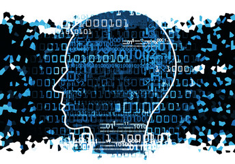 Human Head chaos binary codes