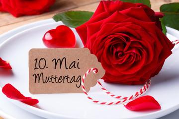 10. Mai Muttertag