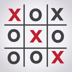 tic tac toe XO game ,  tic, tac, toe, x, game, o