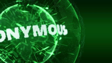 World News Anonymous Intro Teaser green