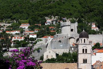 Dubrovnik view, Croatia