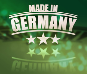 MADE IN GERMANY - G
