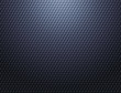 Dark blue grey metal grid pattern wallpaper