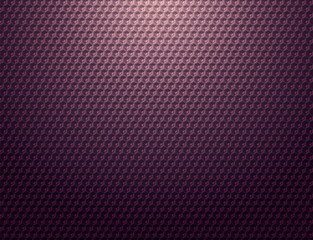 Dark purple metal grid pattern wallpaper