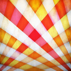 Multicolored grunge background with crossed rays