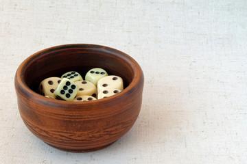 Игральные кубики 5