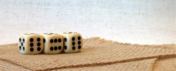 Игральные кубики 3