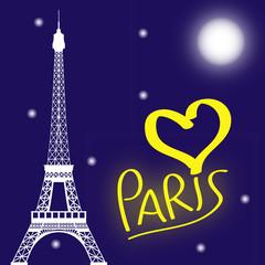 Profil Paris negatif