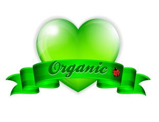 Love Organic Banner