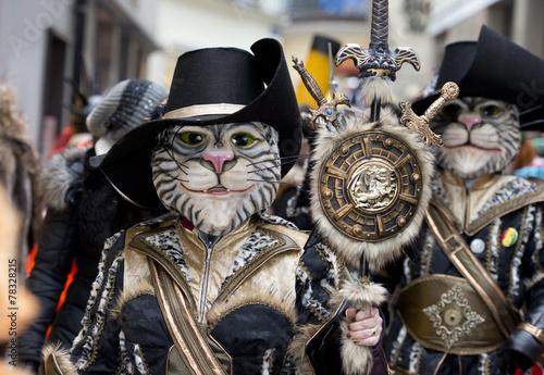 Fotobehang Carnaval Fasnacht - Karneval