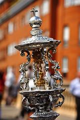 Semana Santa, Sevilla, símbolo religioso, procesiones