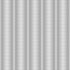 Seamless silvery striped texture.